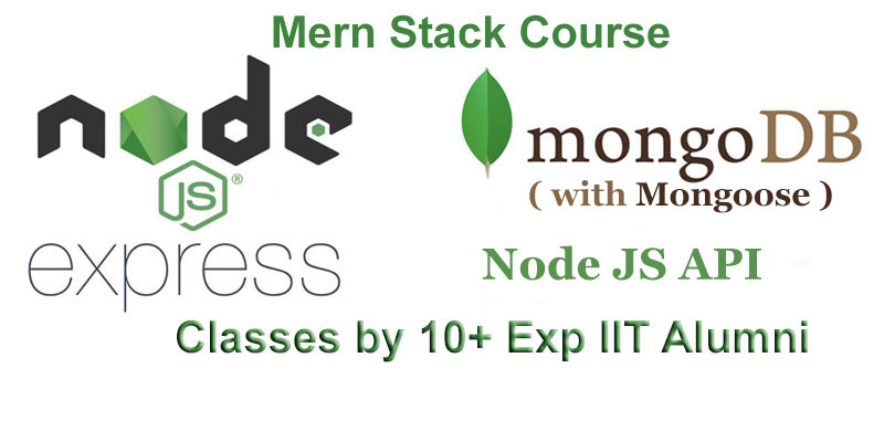 Node Js Training In Noida With Mongodb And Express