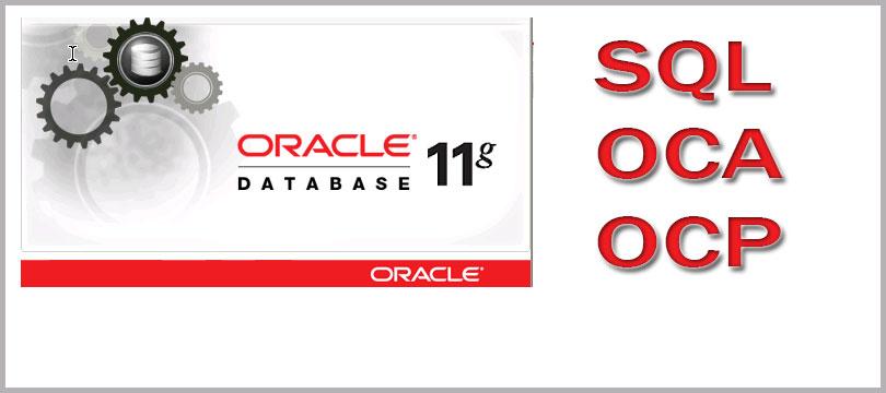 Oracle Training in Noida | Oracle DBA | Oracle 11g, SQL OCA OCP